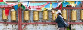 Al Tíbet en el tren más alto del mundo