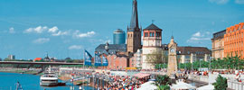 Düsseldorf, ¡que empiece la música!