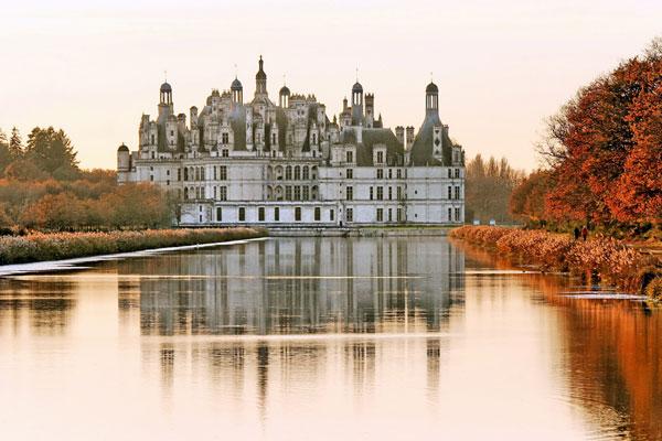Primavera en los castillos del Loira