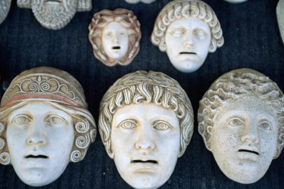 Musas griegas. Mitología griega - La web de las mitologias