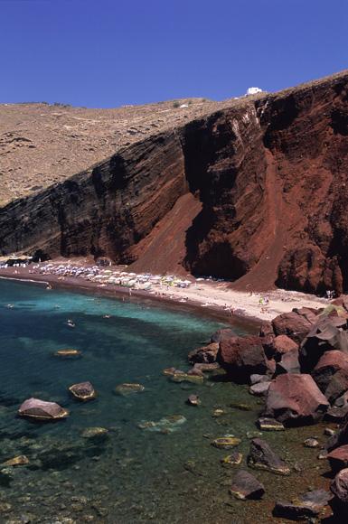 Rincones secretos de Santorini