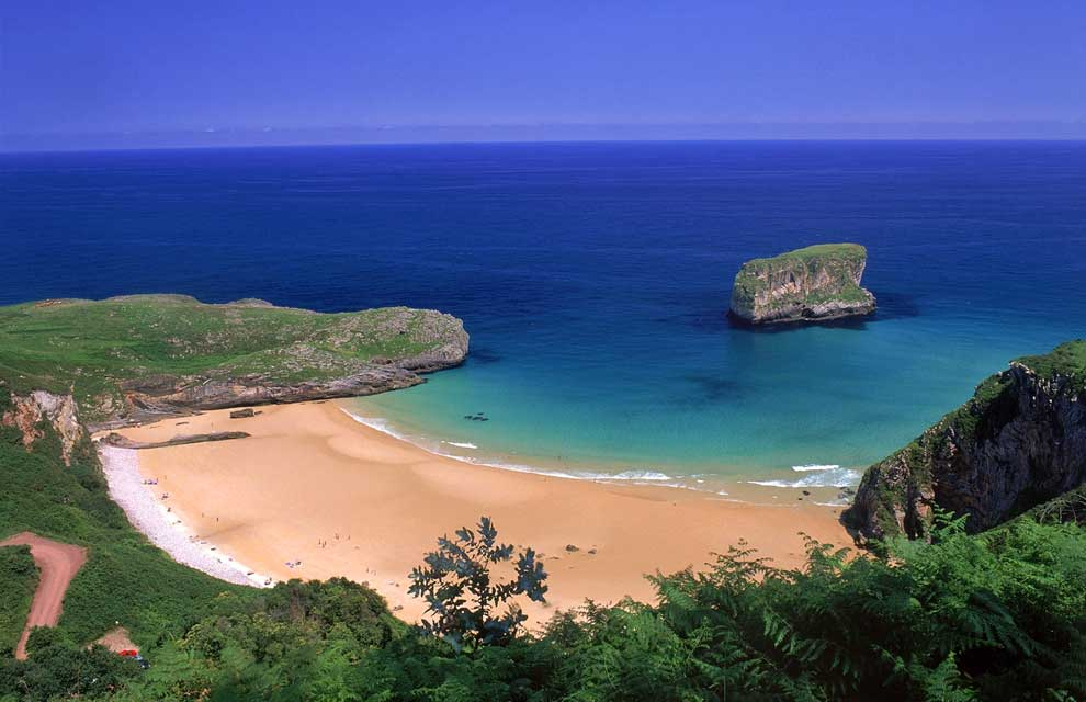 Playas asturianas de inspiración