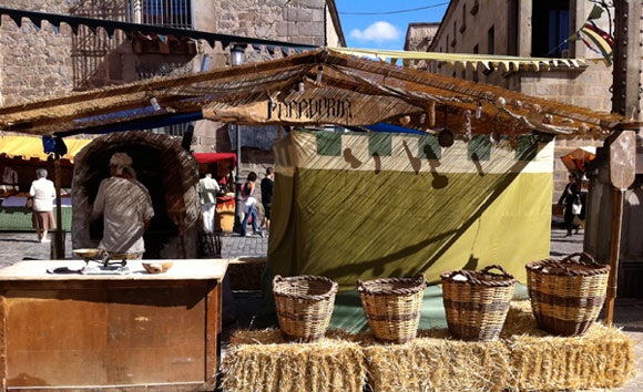 Fin de semana medieval en Ávila