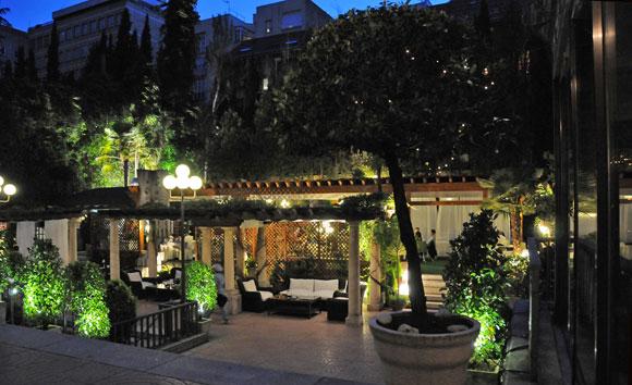 Descubre tel aviv en madrid foto 1 for Jardin hotel miguel angel