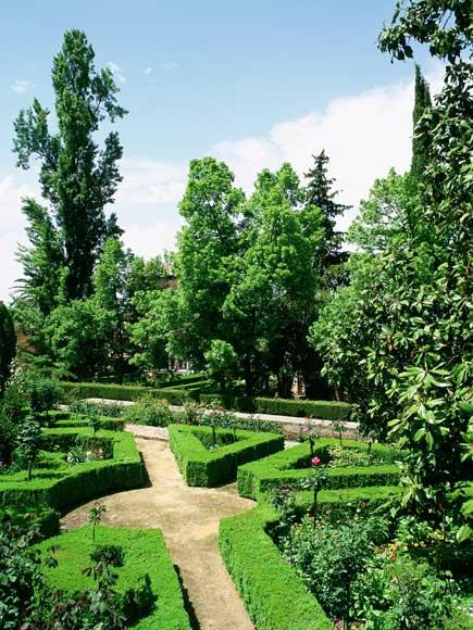 El rincón más secreto de la Alhambra
