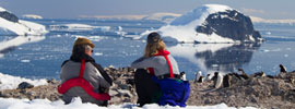 Aventura blanca en la Antártida