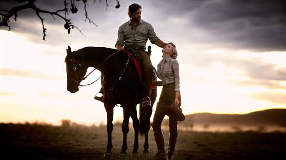 A caballo por Australia
