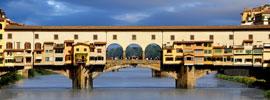 Una habitación con vistas a la Toscana