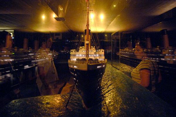 El Titanic atraca en Mérida