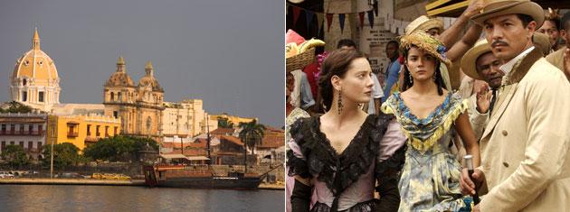 Un amor imposible en Cartagena de Indias