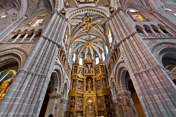 Una catedral deslumbrante en Tarazona