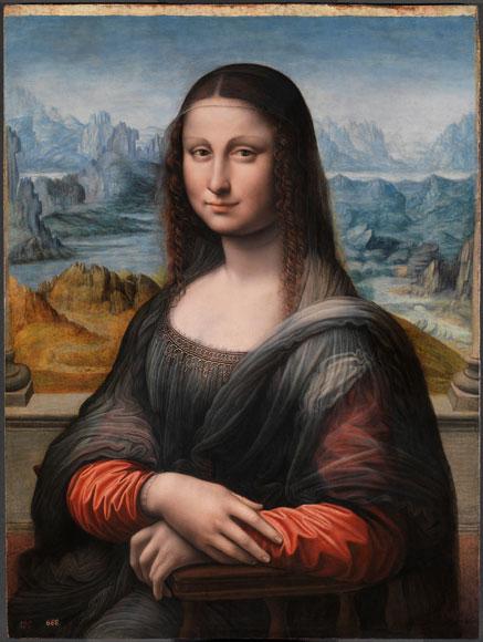 La 'otra' Gioconda, estrella de El Prado