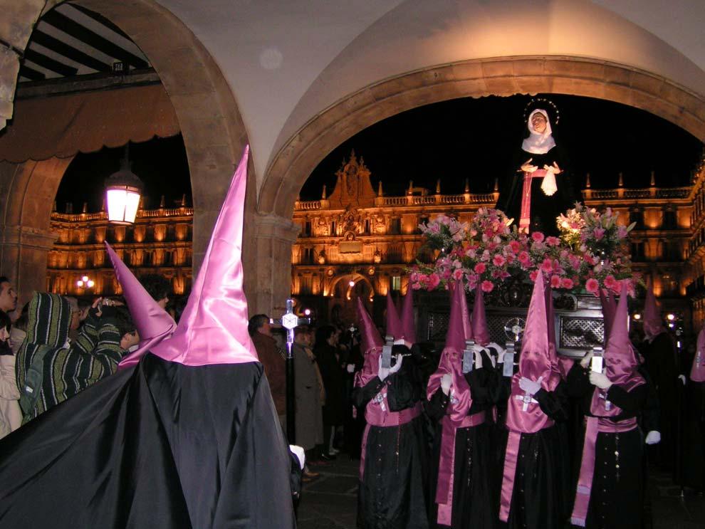 Vive la Pasión en Salamanca