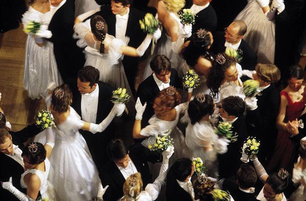 El Baile De La ópera Una Vez En La Vida