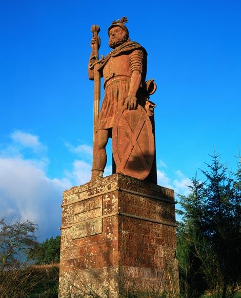Tierras escocesas de leyenda