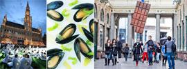 7 trucos para disfrutar el año gourmet Brusselicious