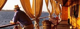 Un crucero por las aguas del Nilo