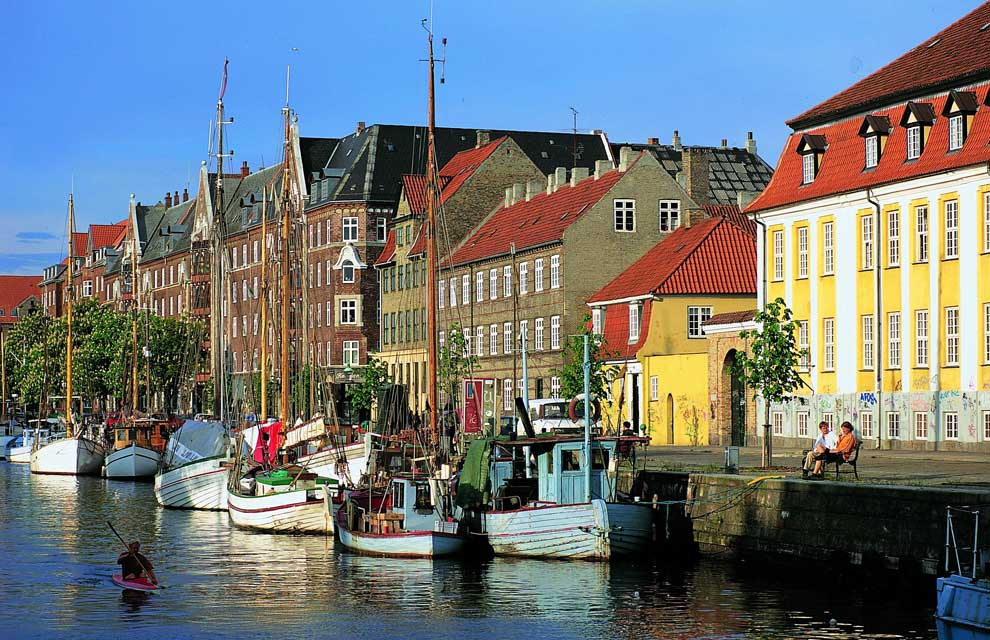 Copenhague, la más 'cool'