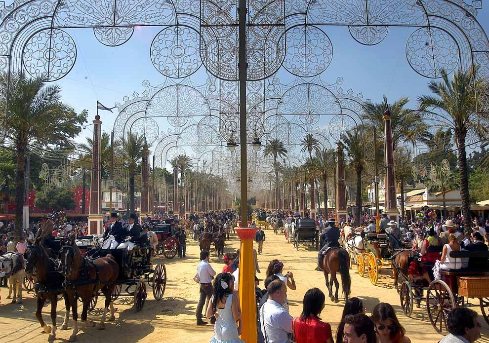 JEREZ DE LA FRONTERA A_Feria-2010-a