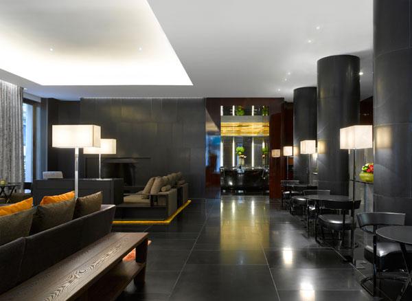 Bulgari seis estrellas en londres for Hotel design genes