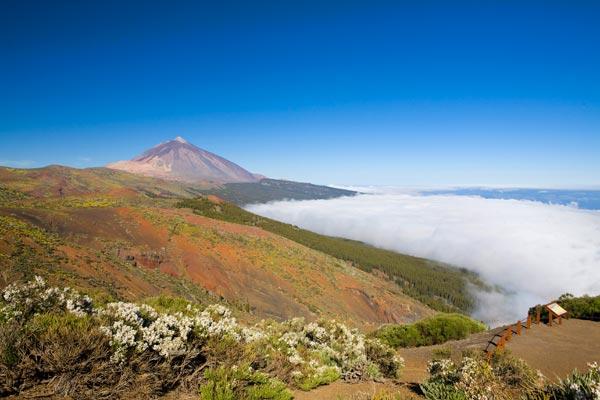 Tenerife, con los ojos de Perseo