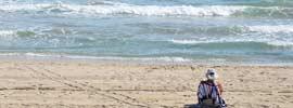 Siete (buenas) playas en la Costa Daurada