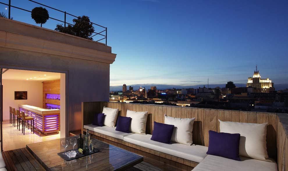 Estas son las terrazas que arrasan este verano for Terrazas nocturnas madrid