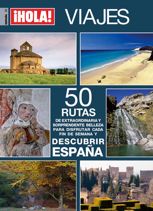 50 rutas por España en el número de Viajes