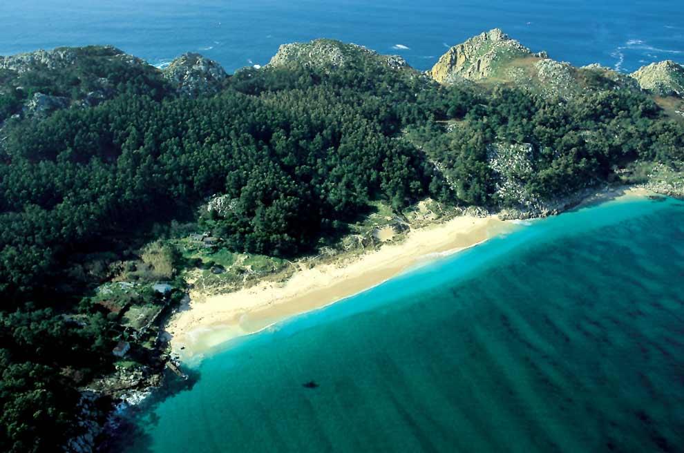 las mejores playas de galicia espana