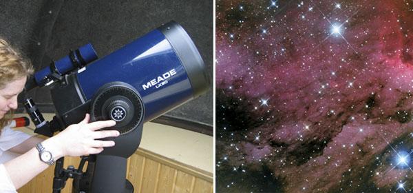 Vigilando a las estrellas