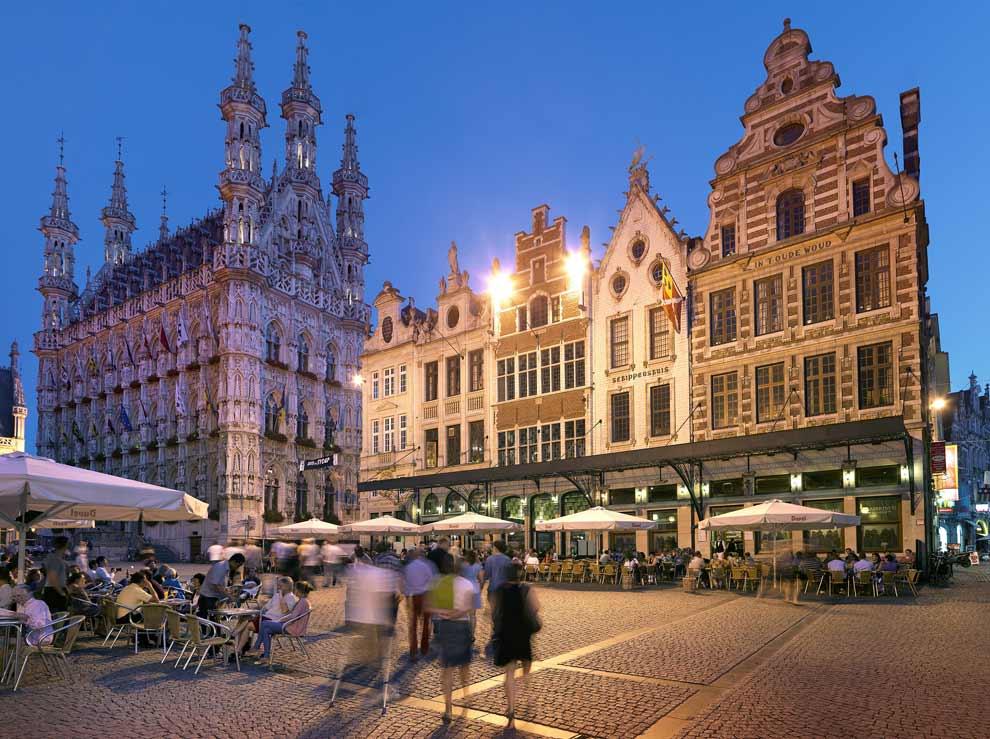 Érase una vez Flandes, un cuento de tradición y vanguardia