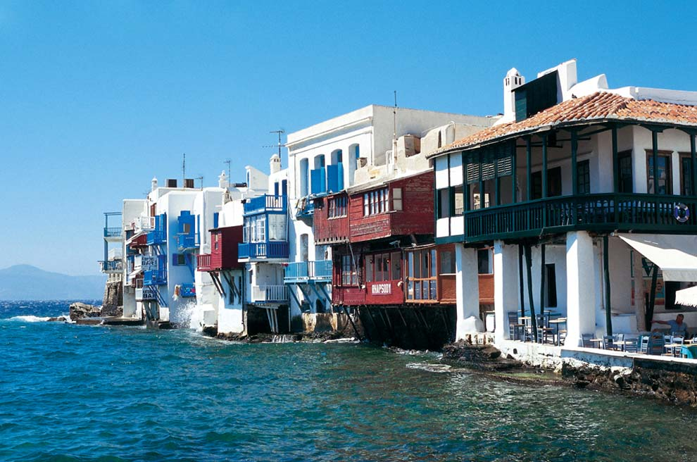 Doscientas veinte islas para so ar en grecia for Casas en islas griegas
