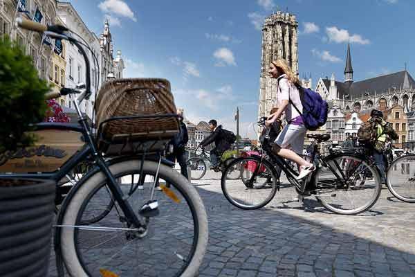 Pistas para románticos empedernidos (o muy felices) en Flandes