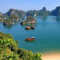 Vietnam, de punta a punta, en busca del dragón