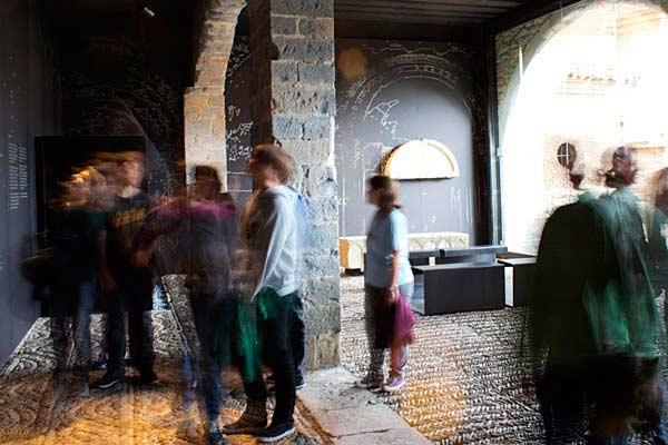 Occidens, un viaje en el tiempo en la catedral de Pamplona