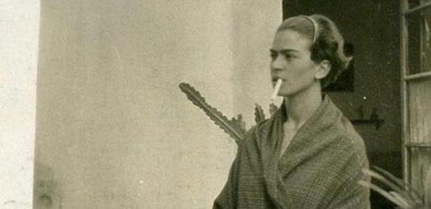 Un vistazo al guardarropa de Frida Kahlo
