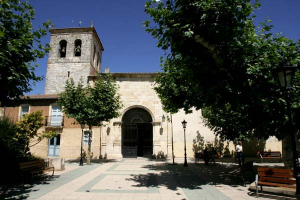 Por las villas romanas de Palencia
