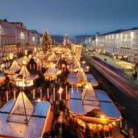 Mercadillos navideños a ritmo de vals