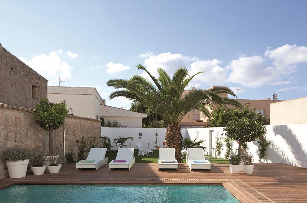Diseno De Baño Rural:La esencia de Formentera, en un hotel de diseño