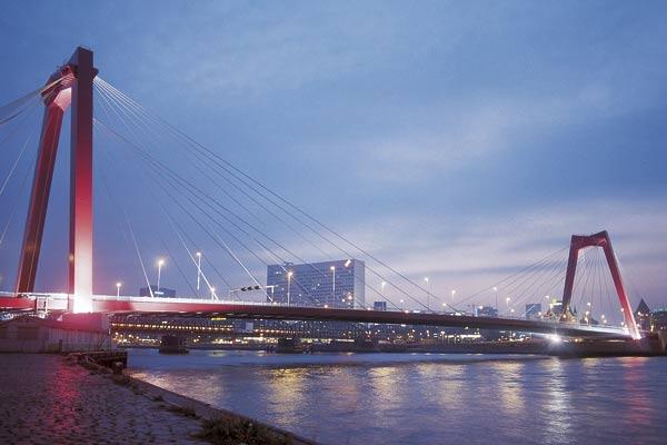 Rotterdam, una silueta en constante cambio
