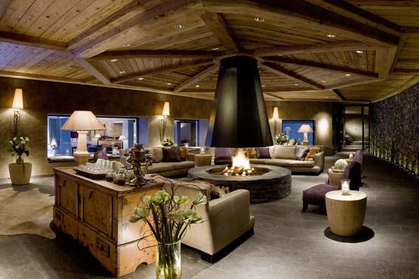 Gstaad... nieve, lujo y glamour en el corazón de los alpes