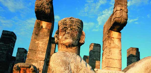 El último sol del mundo maya