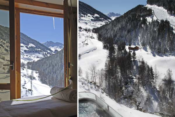 Comienza la temporada de nieve en andorra a todo lujo - Hotel ermitage andorra ...