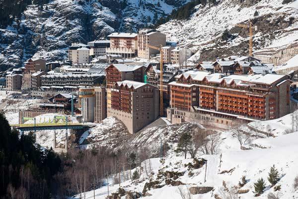 Comienza la temporada de nieve en Andorra a todo lujo