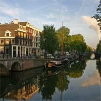 Ámsterdam, un 'must' para 2013, se viste de fiesta