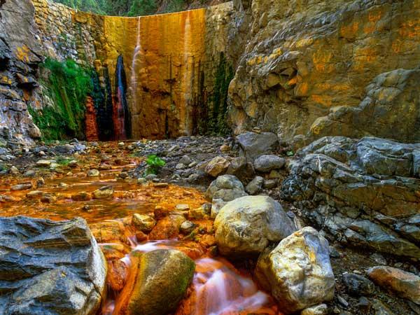 Entre volcanes y viñedos por La Palma