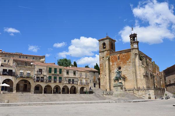 ¿Por qué Trujillo es uno de los pueblos más bonitos de España?