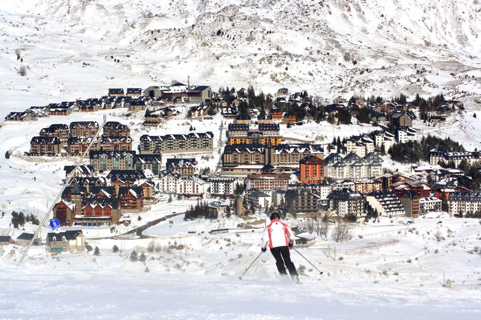 Baja el termómetro, ¡nos vamos a la nieve!