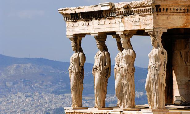 48 Horas En Atenas Un Exceso De Monumentalidad