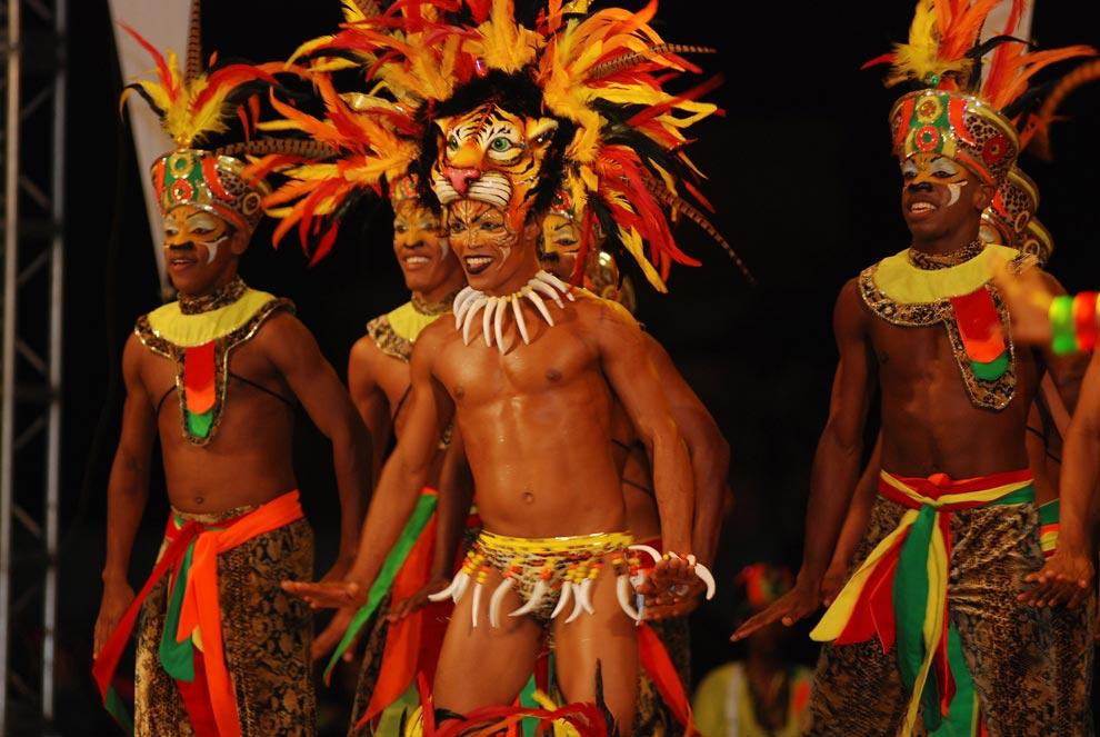 fiesta africano mamada